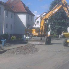 B255 (alt) Instandsetzung in Niederweimar