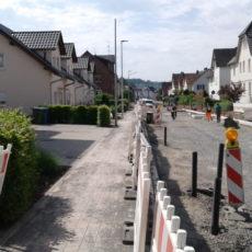 Ausbau der Marburger Straße in Cappel