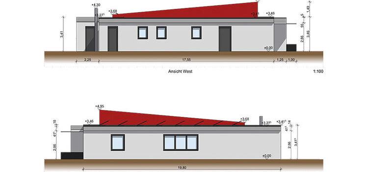 Neubau eines Dorfgemeinschaftshauses – Fauerbach vor der Höhe