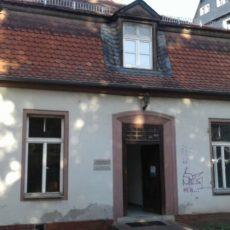 Sanierung Barockhäuschen Marburg