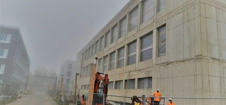 Neubau Institut für Anatomie und Zellbiologie /Lehr- und Forschungsgebäude