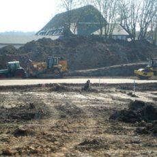 Gründungsarbeiten für das Vorhaben Gefahrenabwehrzentrum Gießen