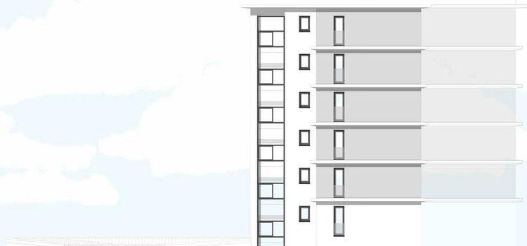 Neubau Hufeland-Haus Gebäude D