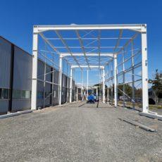 Neubau eines Hochregallager in Karben