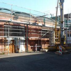 Umbau und Umnutzung des Kesselhauses in Bebra