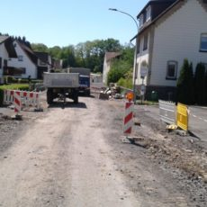 L 3137, Deckenerneuerung OD Laubach, ST. Lauter