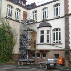 Sanierung Lehrerzimmer Martin-Luther-Schule Marburg