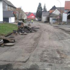 B49 Ortsdurchfahrt Romrod