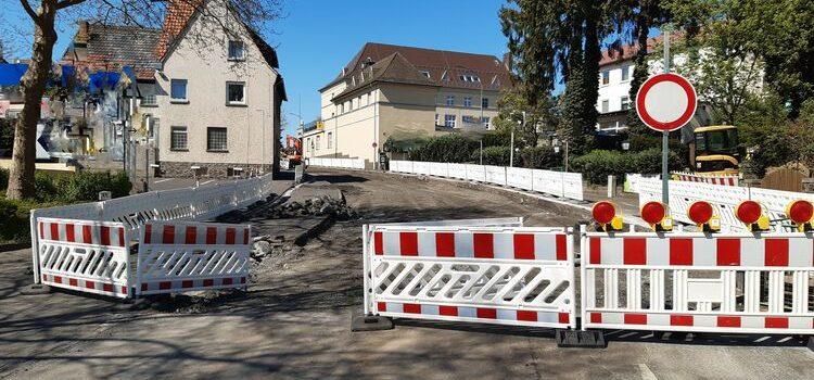 """Erneuerung Straßenentwässerung """"Schellengasse"""" B62"""