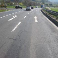 Grundhafte Erneuerung L3044/L3045 zwischen Ewersbach und Steinbrücken