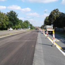 B43 BePo Kreisel / Offenbacher Straße Mühlheim am Main