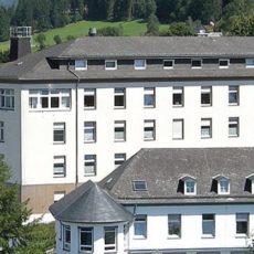 Umbau der Intensivstation 1. OG, Helios Klinik Bad Berleburg