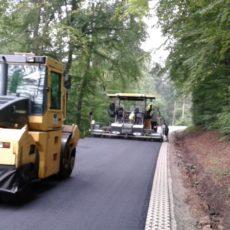 K73 Deckenerneuerung zwischen Damshausen und Friedensdorf