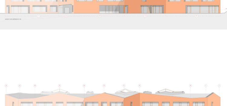 Neubau eine zentralen Grundschule in Staufenberg